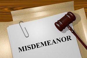 misdemeanor, Lake County criminal defense attorney